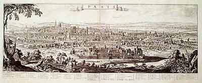 Paris Boisseau Antique print